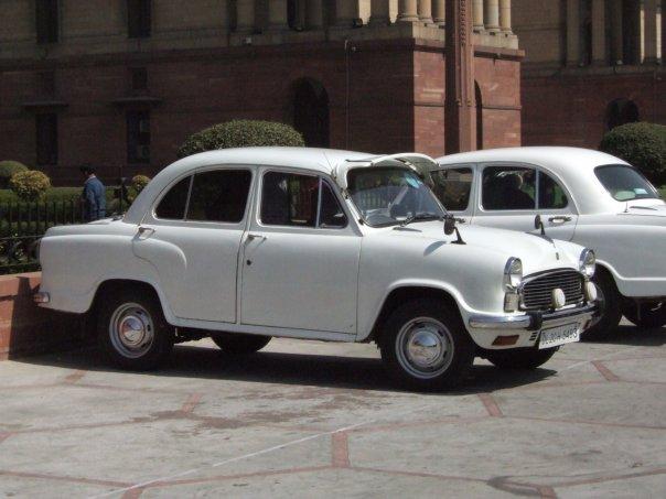 Hindustan_Ambassador