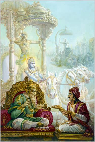 sanjaya-dhritarashtra