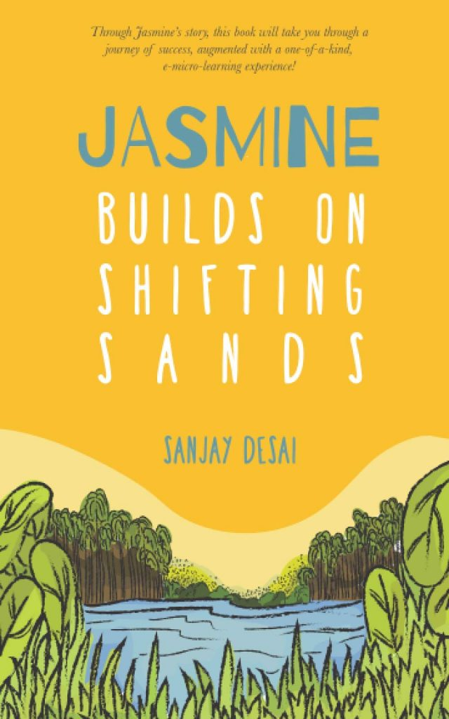 Jasmine Builds On Shifting Sands
